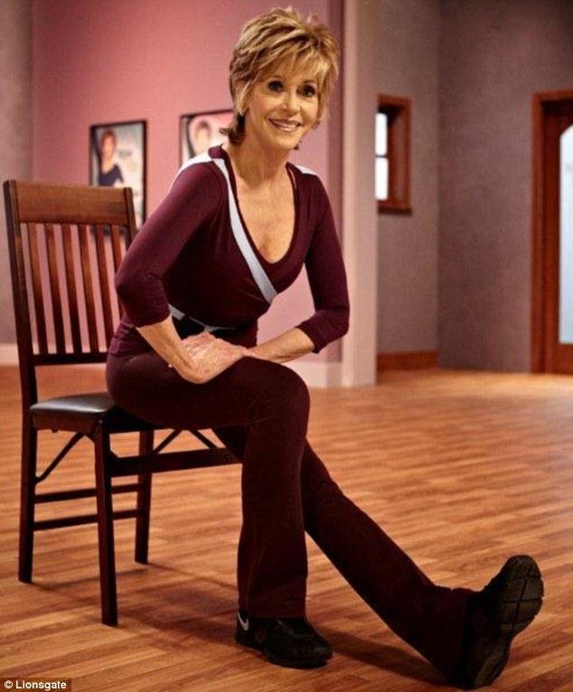 Jane Fonda: 78 anos e ainda é Musa Fitness