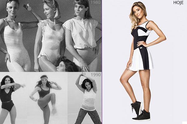 Fashion Fitness: Inspiração através da beleza