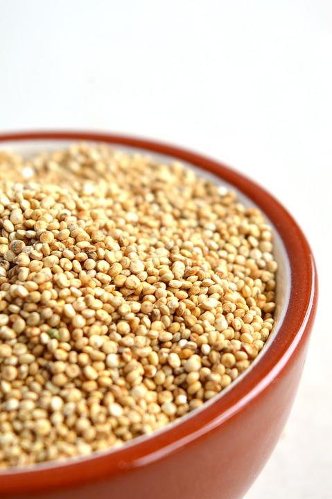 Quinoa: conheça esse superalimento!