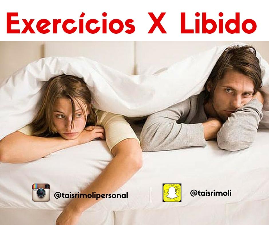 Libido: Como exercícios podem ajudar