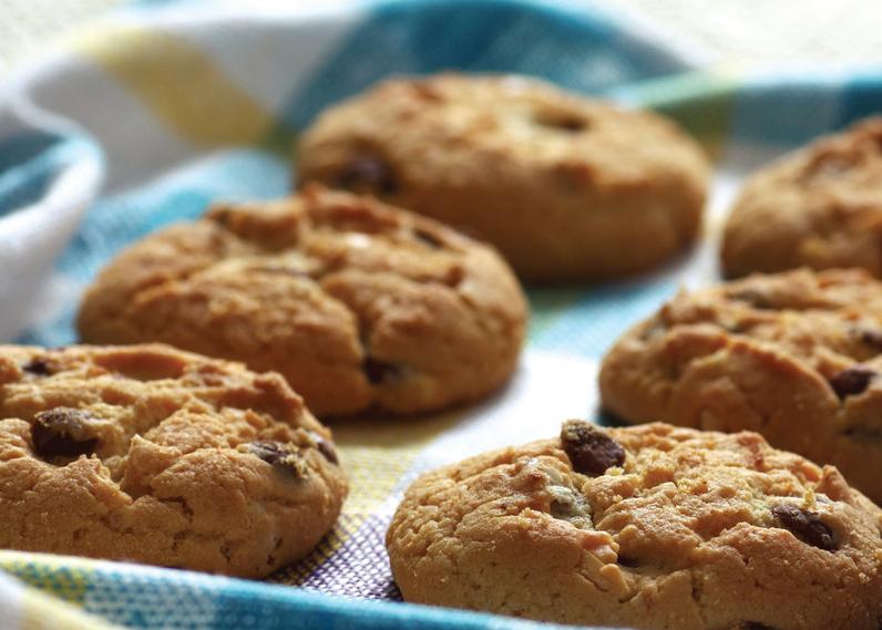 Receita | Cookies com farinha de coco