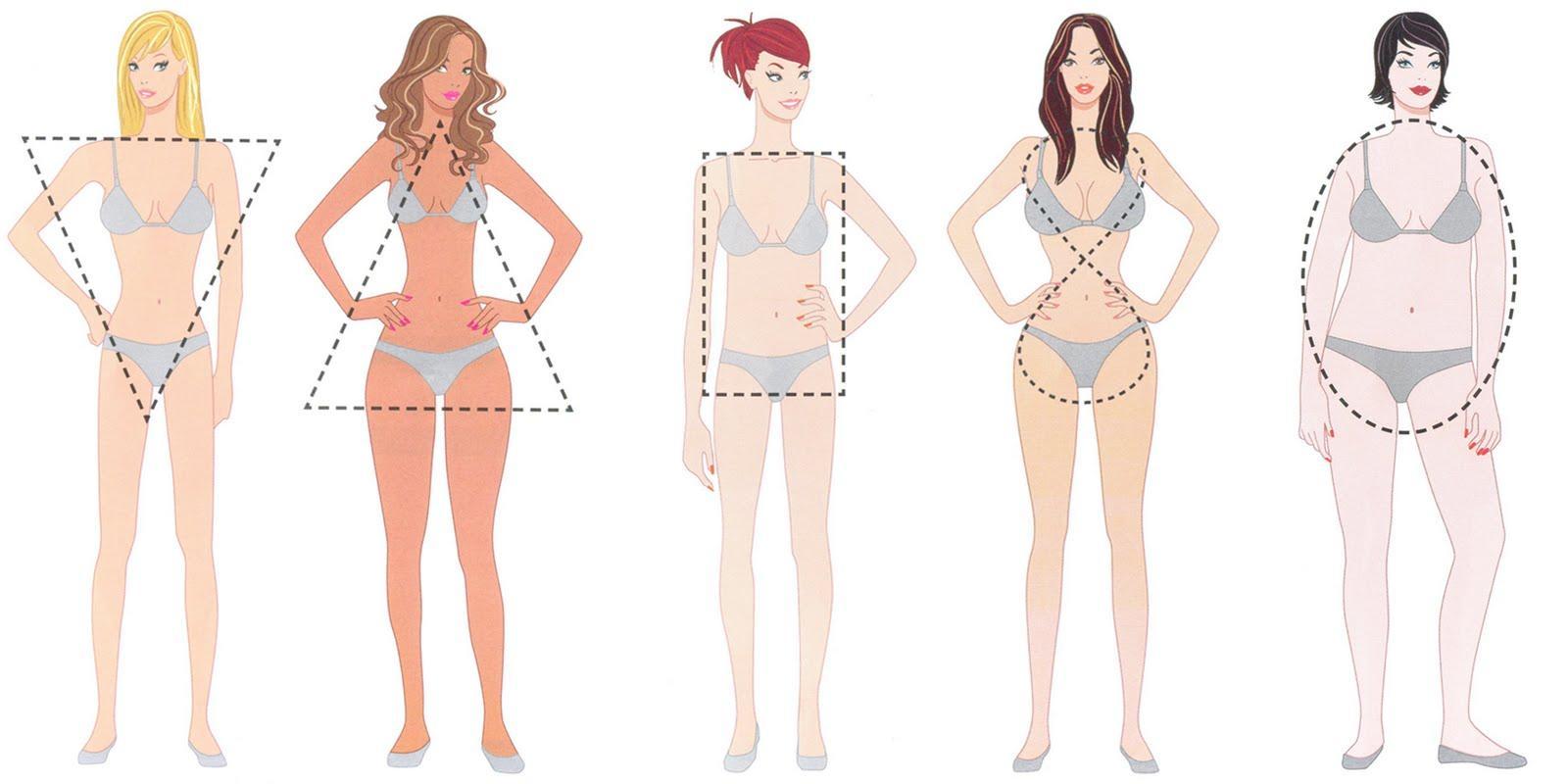 Como escolher o modelo de biquíni perfeito para o seu tipo de corpo